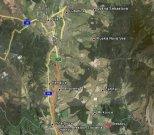 cesta z Prešova do Brestova