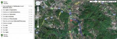 cesta z Prešova do Brestova 3